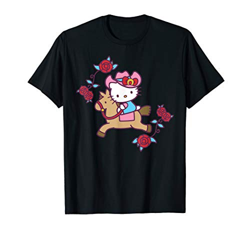 Hello Kitty Pferd T-Shirt