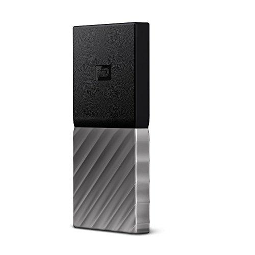 WD My Passport - Unidad de estado sólido portátil SSD de 1 TB ...