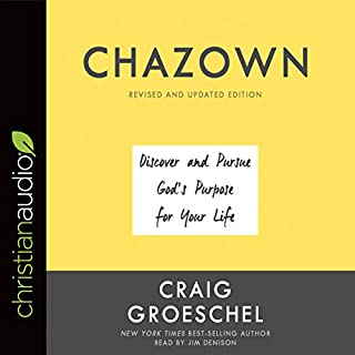 Chazown, Revised and Updated Edition audiobook cover art