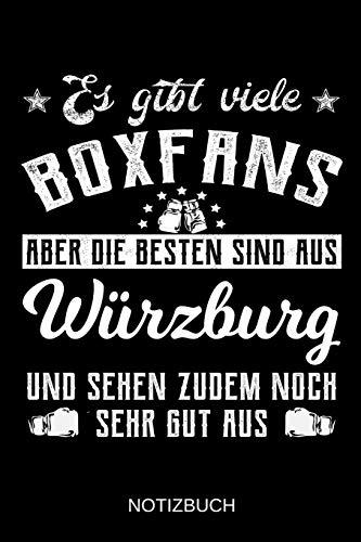 Es gibt viele Boxfans aber die besten sind aus Würzburg und sehen zudem noch sehr gut aus: A5 Notizbuch | Liniert 120 Seiten | Geschenk/Geschenkidee ... | Ostern | Vatertag | Muttertag | Namenstag
