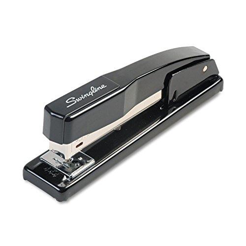 Swingline Black Commercial Desk Stapler - 44401
