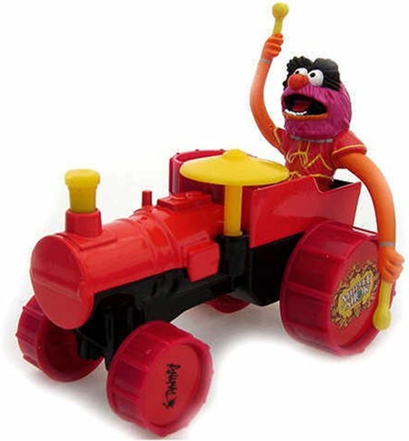 Muppet's Collectible Die-cast Figure - Animal on Tractor by Corgi by Corgi