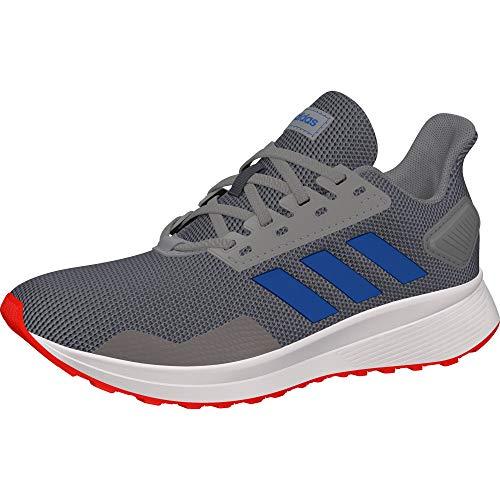 Adidas Duramo 9 K, Zapatillas de Running Unisex Adulto, Multicolor (Gritre/Azul/Rojact 000), 37 1/3 EU