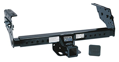 Reese 37152 Class IV Custom-Fit Hitch with 2' Square Receiver opening, includes...