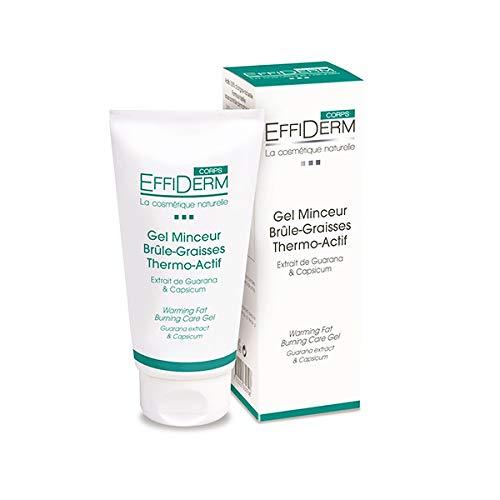 EffiDerm Schlankheitsgel, Thermo aktiv, 250 ml