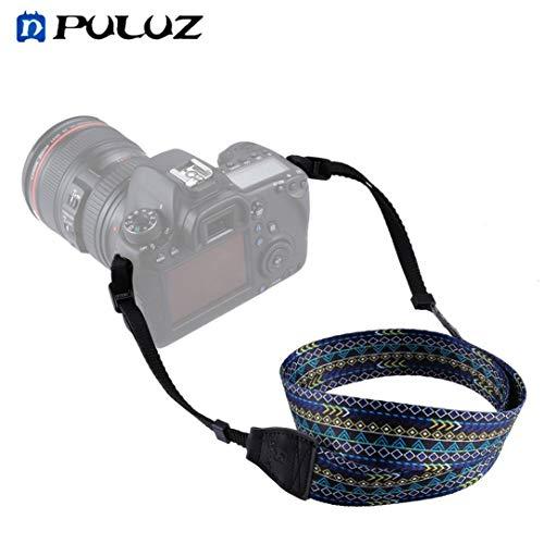 Ethnic Art-Kamera-Ansatz-Schulter-Kamera-Gurt Durable Tuch-Bügel für SLR/DSLR-Kameras