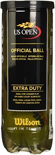 Wilson US Open XD - Pelota de Tenis (4 latas)