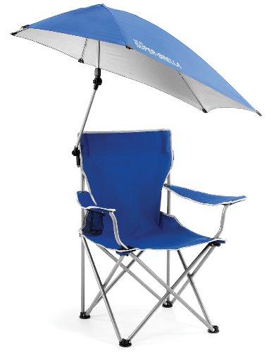 SKLZ Campingstuhl Super Brella, blau