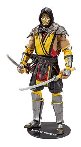 McFarlane Mortal Kombat Scorpion 7 inch Action Figurs