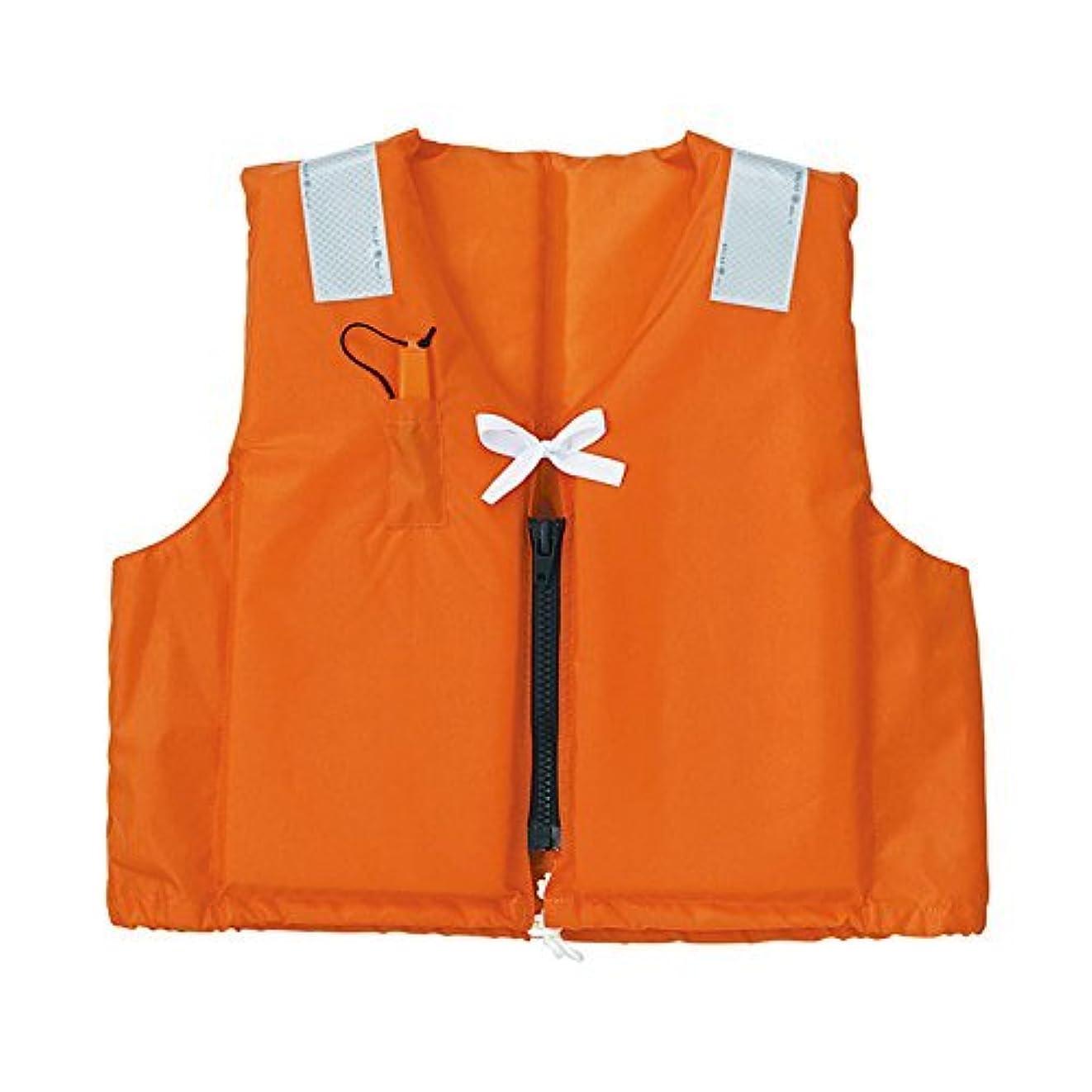 群れ残忍な第プロックス 小型船舶用救命胴衣検定品 型式承認品 (TK-30RS) TK30RS オレンジ フリー/大人用
