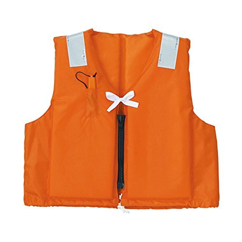 プロックス 小型船舶用救命胴衣検定品 型式承認品 (TK-30RS) TK30RS オレンジ フリー/大人用