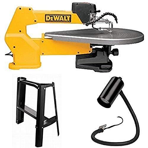 Dewalt DW788 Scroll Saw With Scroll-Saw Stand