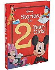 Disney Stories for 2-Year-Olds
