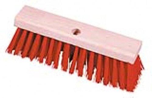 Kerbl 29475 straatbezem compact, elaston met stegat, 42 cm