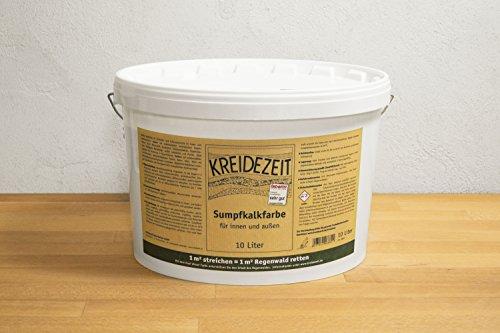 Kreidezeit Sumpfkalkfarbe 10 Liter