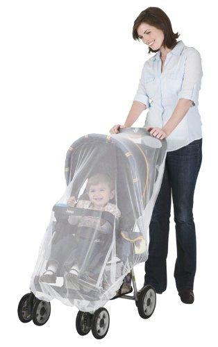BEBE BUKI 90105 - Insektenschutznetz für Kinderwagen