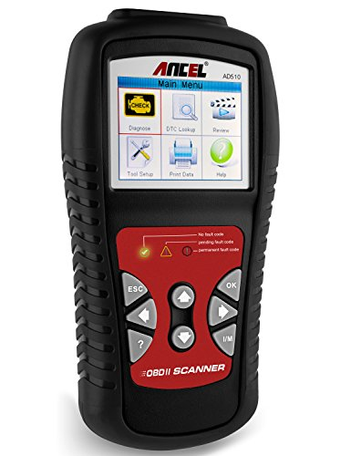 ANCEL's Professional AD510 OBD2 Scanner