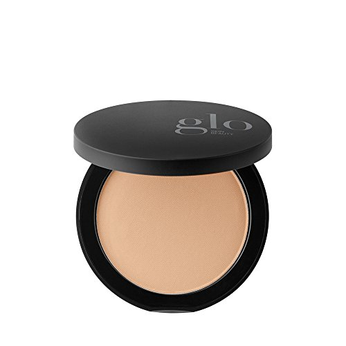 Glo Skin Beauty Mineral Pressed Powder Foundation, Honey Light