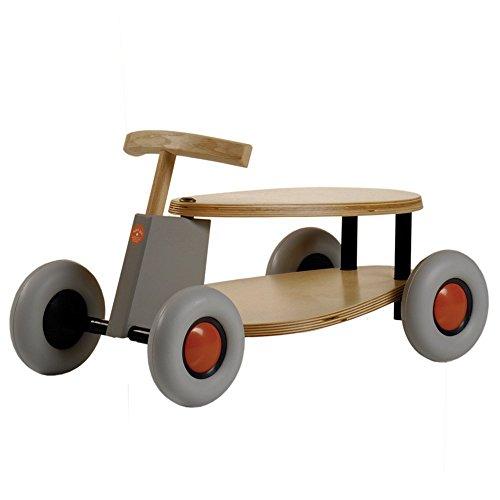 Sirch Kinderrutschfahrzeug Laufrad Holzauto SIBIS FLIX [Spielzeug]