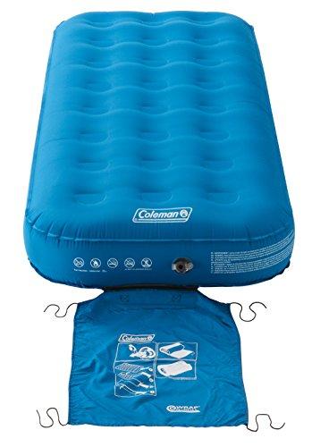 Coleman Luftbett Extra Durable Single, blau, M, 2000031637