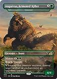 Magic: The Gathering - Anguirus, Armored Killer - Gemrazer - Ikoria: Lair of Behemoths