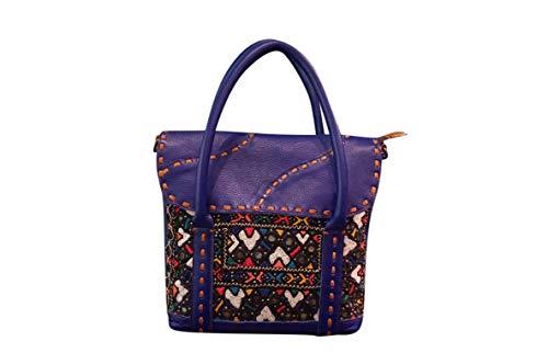 Geschenkideen Geschenke für Frauen Bohemian Style Weekender Tasche Beuteltasche Umhängetasche und Handtasche Damen #111