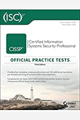 (ISC)2 CISSP Certified Information Systems Security Professional Official Practice Tests (English Edition) Format Kindle