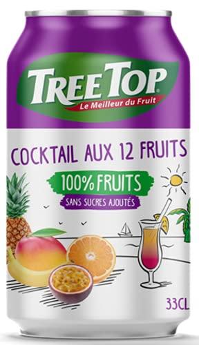 Tree Top - 100% Fruits - Fabriqu...