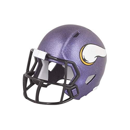 Riddell Minnesota Vikings Originalnachbildung Speed Pocket Pro Micro/Kamerahandys/Mini Football Helm
