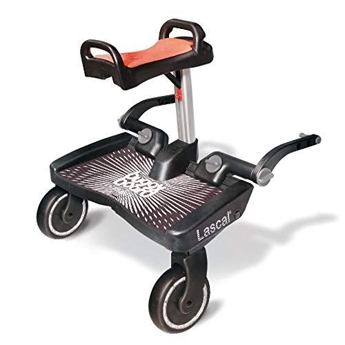 ラスカル 座れる バギーボード マキシ プラス サドルセット