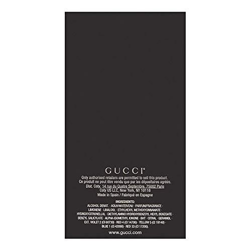 Gucci Gucci guilty pour homme homme men eau de toilette vaporisateur spray 90 ml