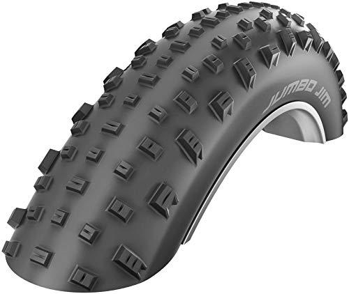 Schwalbe Unisex– Erwachsene Fahrradreife-1402699508 Fahrradreife, schwarz, 26x4.00