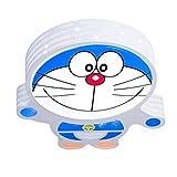 XFZ Luz de Techo LED Moderna Luminaria de Techo de Control Remoto Moderna y Elegante Acrílico Doraemon Iluminación de Techo Salón Dormitorio Estudio Iluminación Interior L55cm * W47cm 48