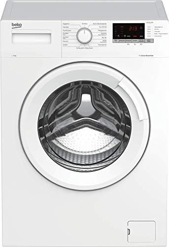Beko WML81633NP1 Waschmaschine/ 1600 U/min/Pet Hair Removal/ 8 kg/ Energieklasse C