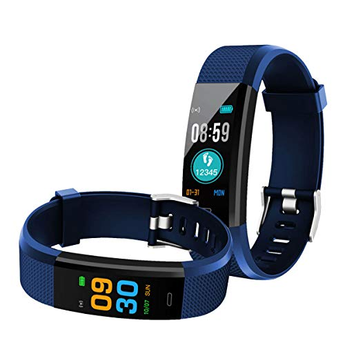 Bingo F0s Multi-Function Bluetooth Smart Bracelet Supports Android and iOS, Tracking Health...