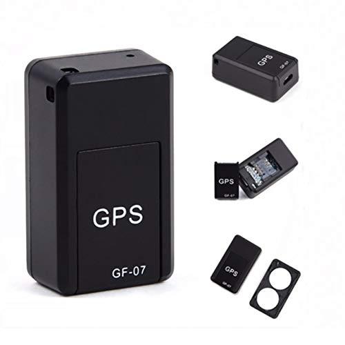 Ba30DEllylelly GF07 Mini rastreador magnético de Coche GPS Dispositivo localizador de Seguimiento...