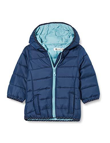 Sterntaler Jungen Baby-Jacke für Babys und Kleinkinder,Blau (Marine),74