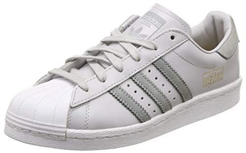 adidas Herren Superstar Sneaker Grau, 43 1/3
