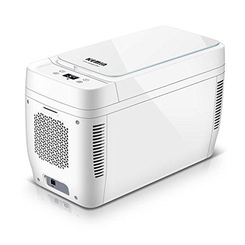 Car refrigerator-TOYM 11L Silent Dual-Core Mini frigo Cooler e Warmer-White