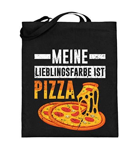 Chorchester Ideal für Pizza Fans - Jutebeutel (mit langen Henkeln)