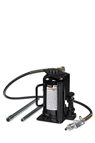Sunex 4420AH Fully Welded Heavy Duty 20 Ton Air Hydraulic Bottle Jack