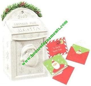 Letters For Santa-Mailbox 2010 Hallmark Ornament - QXG7566 by Hallmark Keepsakes