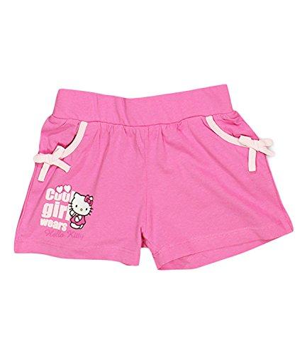 Hello Kitty Girls Shorts - 4-5 Years - Pink