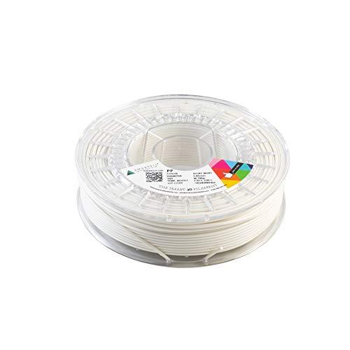 Smartfil PP 2.85mm, Ivory White 700g Filamento para Impresión 3D de Smart Materials 3D