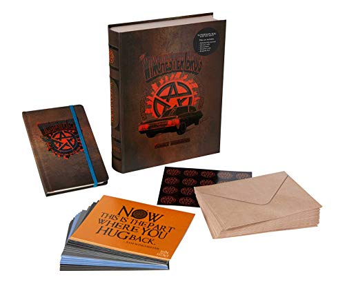 Supernatural Deluxe Note Card Set (With Keepsake Box) (Science Fiction Fantasy)
