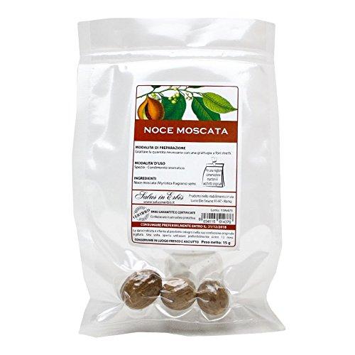 Muskatnuss Samen–3Nüsse 15g