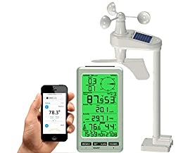 Ambient Weather WS-50-ANEMOMETER Smart Weather Station w/Anemometer