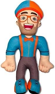 Blippi Plush Doll - 13 inch.
