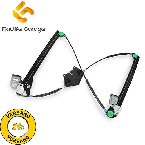 Madlife Garage 3B1837461 Reparatursatz ohne Motor Elektrisch Fensterheber Vorne Links Superb 3U4 Passat 3B2 3B3
