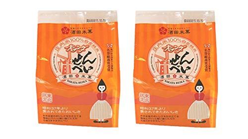 酒田米菓 オランダせんべい小袋入り 2枚×12袋入り × 2個